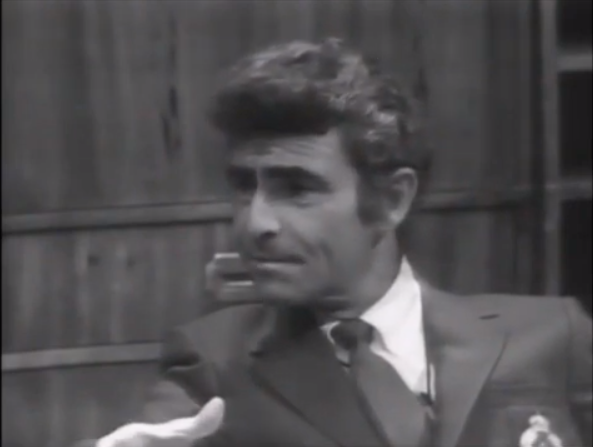Rod Serling 1972 Ithaca College