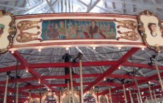 Recreation Park carousel, Binghamton