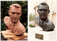 Rod Serling bust