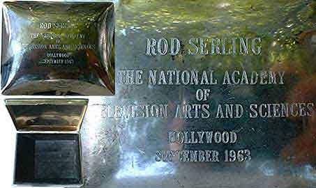 Rod Serling award