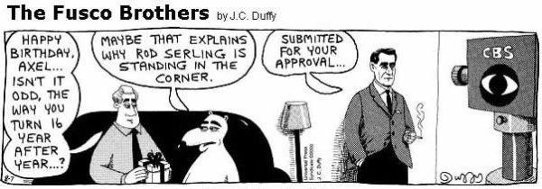 Fuscos comic