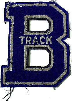 B Track letter