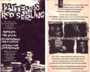 Patterns paperback covers