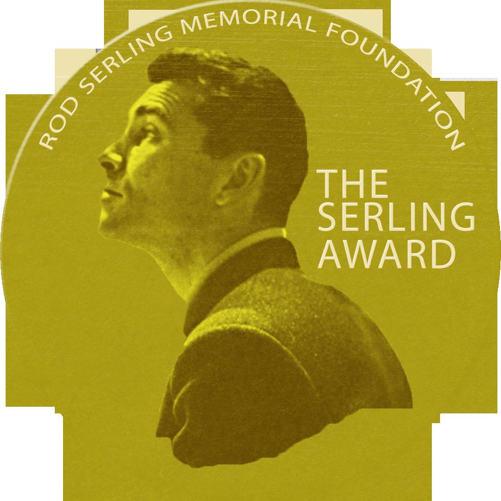 Serling Award Logo