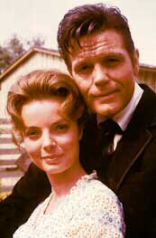 Joan Freeman and Jack Lord