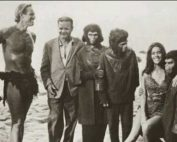Cast of Planet of the Apes 1968