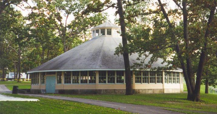 Binghamton, NY carousel