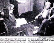 Susan Lacy interviews Vernon Hartung