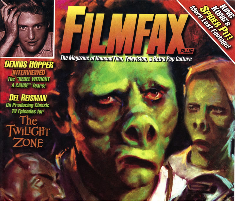 Del Reisman Filmfax Article by Tony Albarella