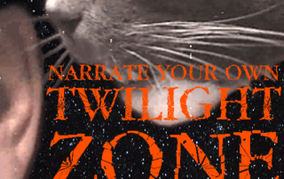 Narrate Your Own Twilight Zone poster