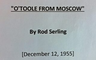 O'Toole from Moscow