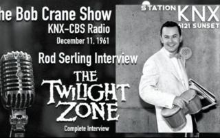 Bob Crane - Rod Serling