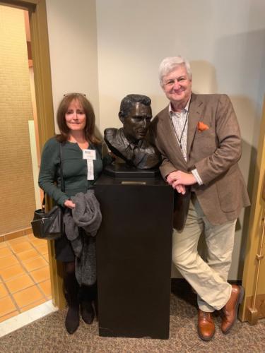Anne Serling and Mark Olshaker