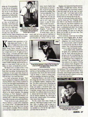 Klugman Filmfax 5