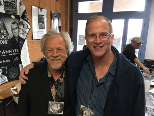 Steve Schlich and Paul Giamarco