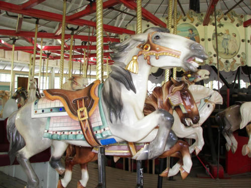 Walking Distance Carousel