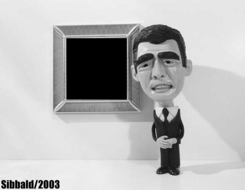 Art Featuring Rod Serling